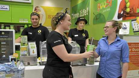 Boost Juice is looking to open in Mount Pleasant Centre