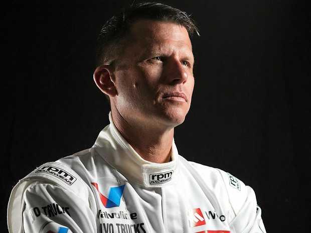 Garth Tander is back at Garry Rogers Motorsport.