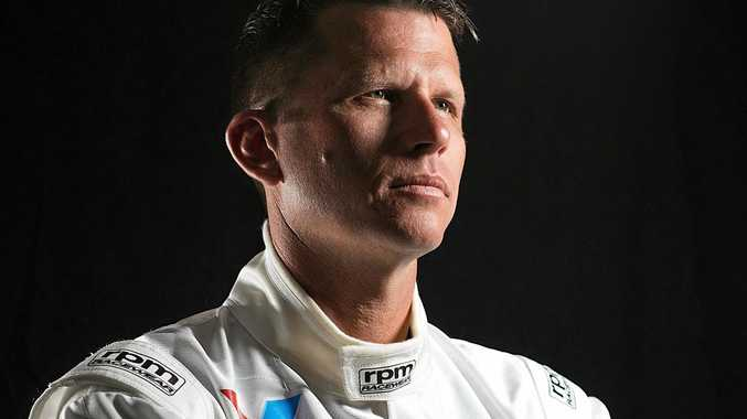 Garth Tander is back at Garry Rogers Motorsport.