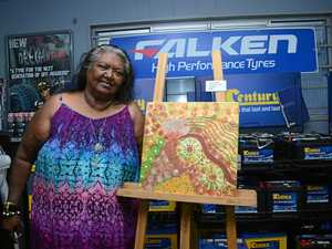 Artists re-VAMP Murgon business