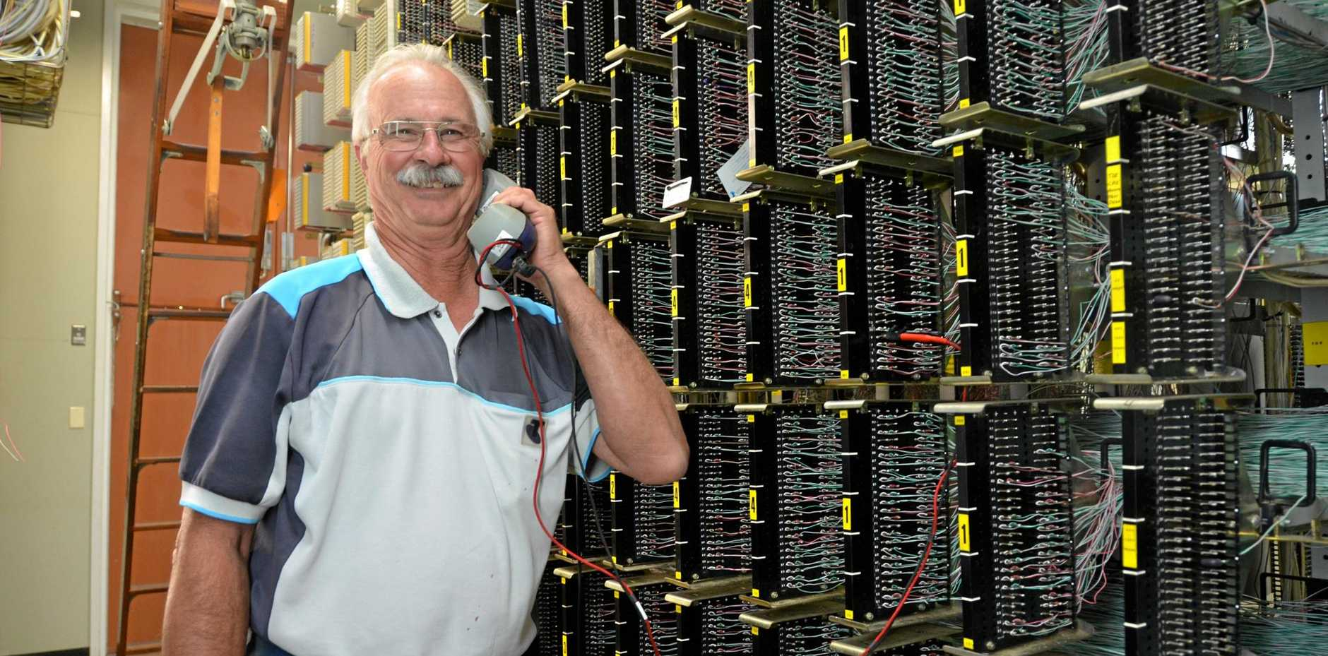 Nanango man celebrates 50 years at Telstra | South Burnett Times
