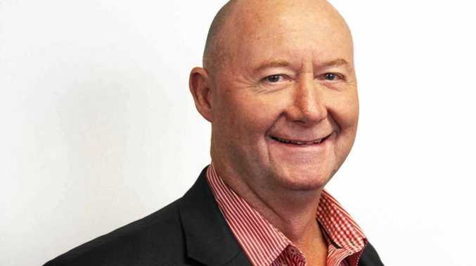 Pat Hannan, Growcom CEO.