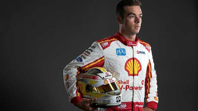 Scott McLaughlin now with  DJR Team Penske