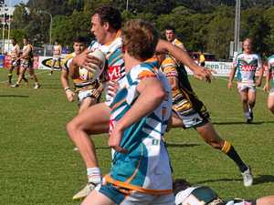 Young Dolphins start Country Championships campaign