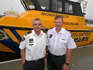 Top Coastguard officers stood down over 'minor matters'