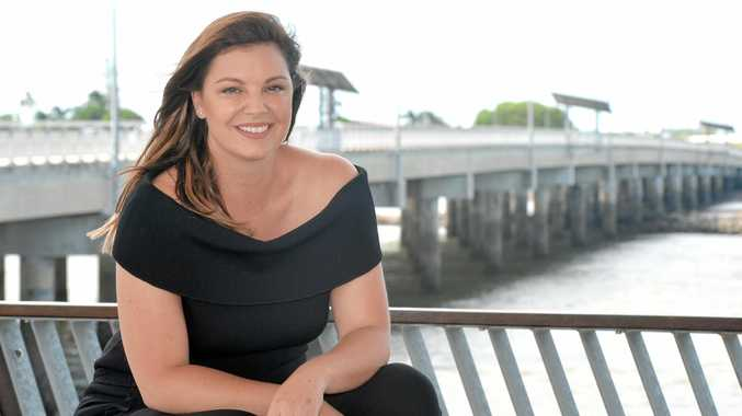 Yvonne Sampson talks about footy and family.