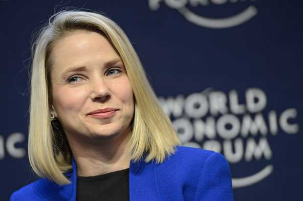Yahoo CEO Marissa Mayer has announced she wants to give her bonus to the company's employees. Source: AAP.