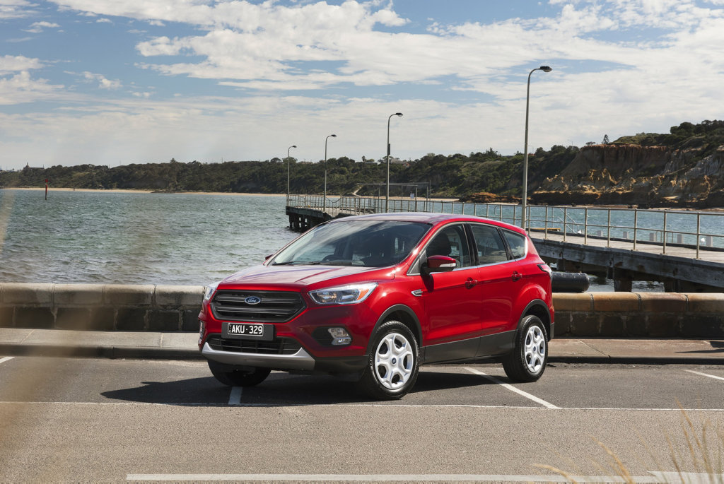 FORD ESCAPE: Underrated SUV gains slick gadgets within a package improved across the board