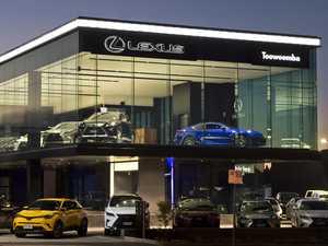 Luxury car showroom now open in Toowoomba