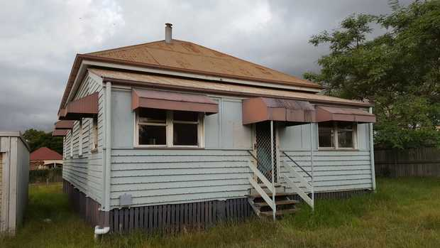 is this toowoomba 39 s worst house for sale right now