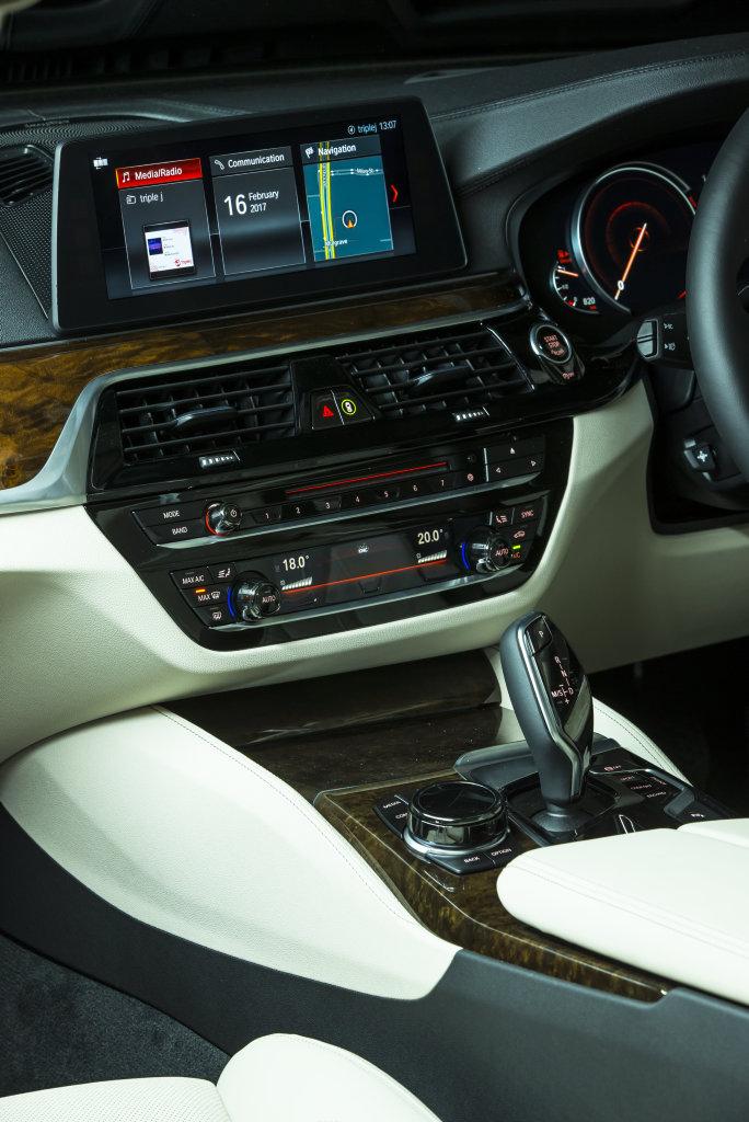2017 BMW 530d