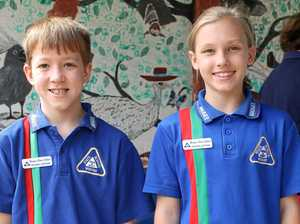 Captains take lead at Widgee State School