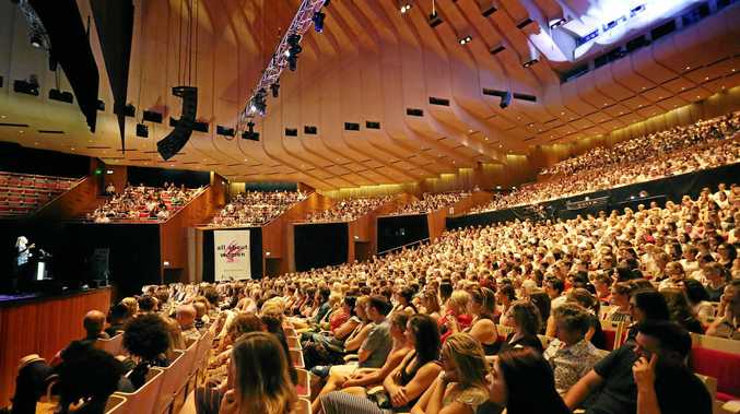 The All About Women Satellite will stream live from the Sydney Opera House to the MECC Auditorium on Sunday.