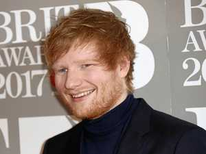 Ed Sheeran breaks Australian music chart record