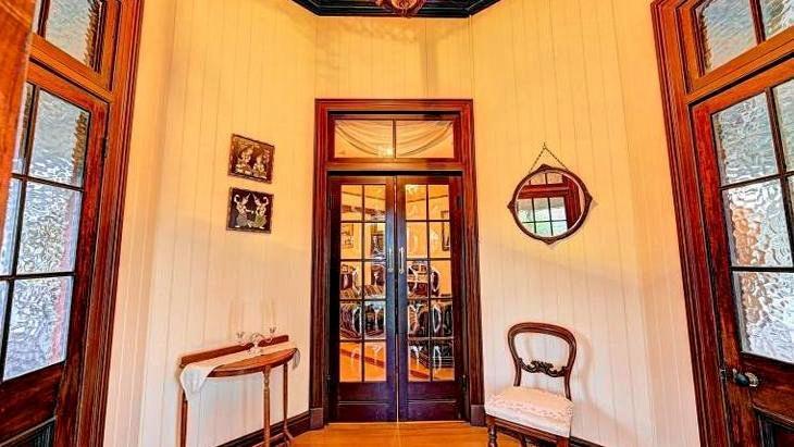 Old Cran House, Bourbong St, Bundaberg.