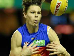 Lions rookie earns comparisons to AFL great