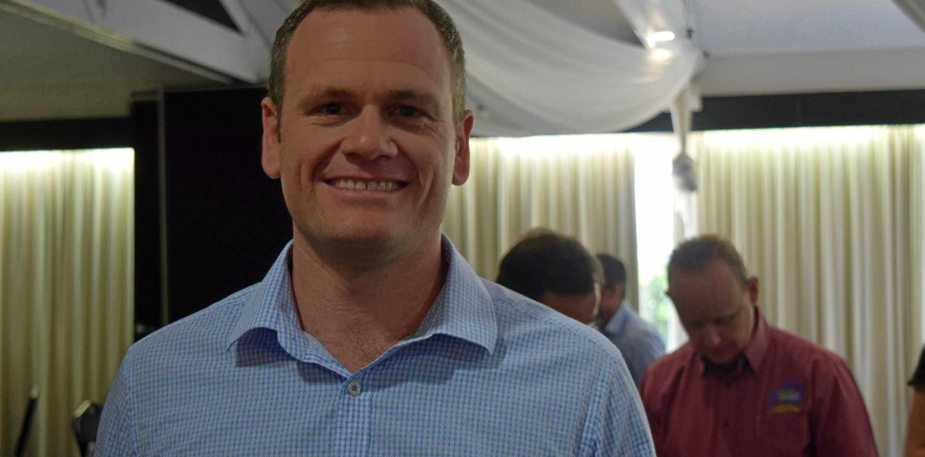 Fitzory Australia Resources chief executive Grant Polwarth.