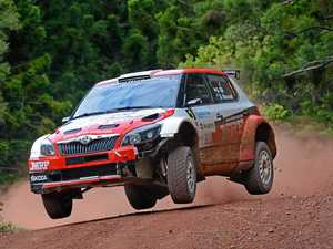 Imbil forest to lose the Australian rally championship