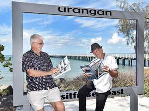 Untold tales of the Urangan Pier brought to light