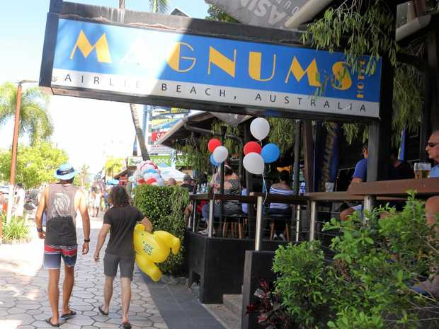Magnums Hotel has been fined by Queensland Fire and Emergency Services.
