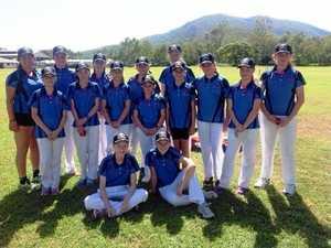 Ten Mackay girls to play first representative game