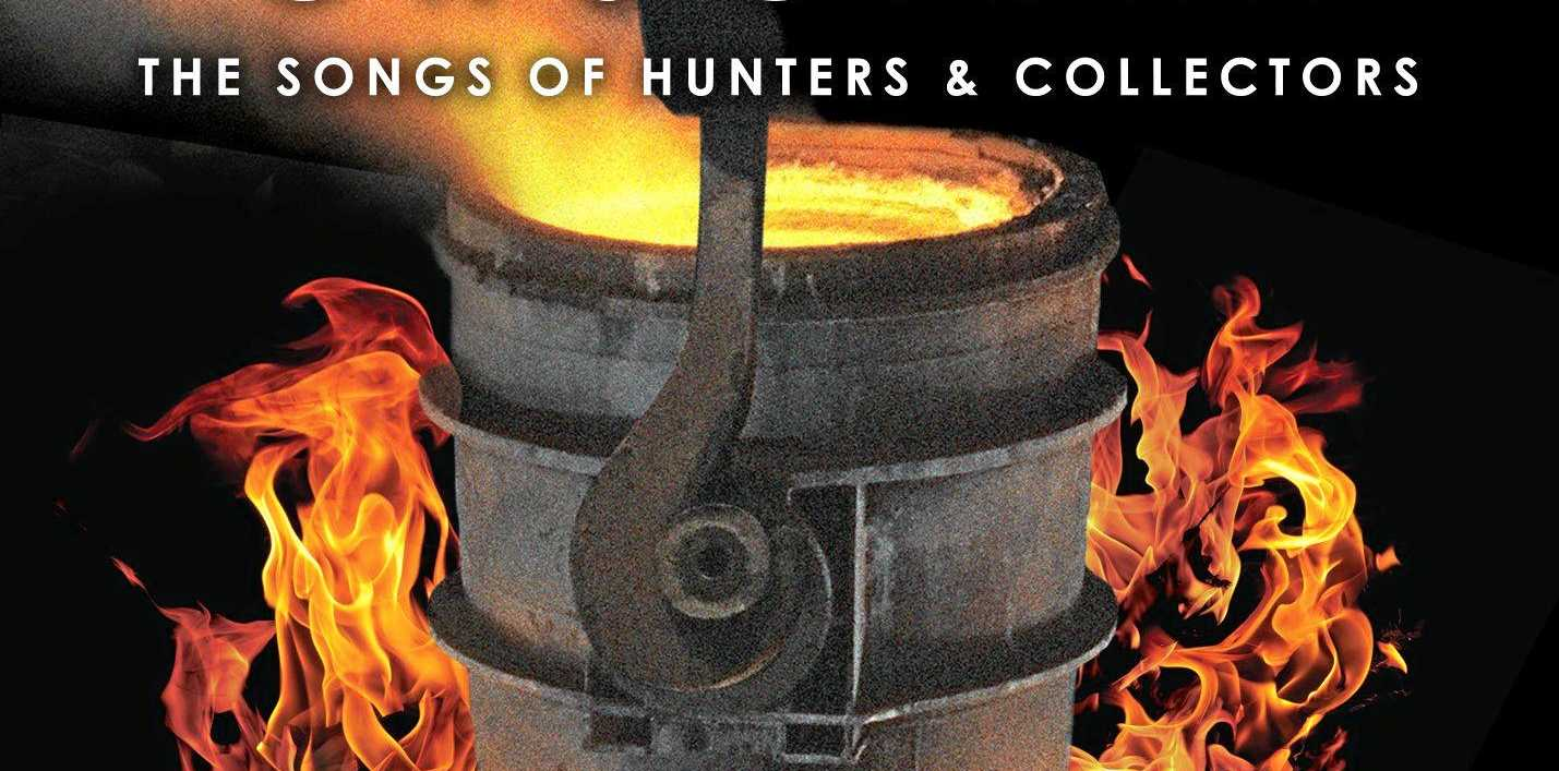 Crucible: The Songs of Hunters & Collectors is out now.    Photo Contributed