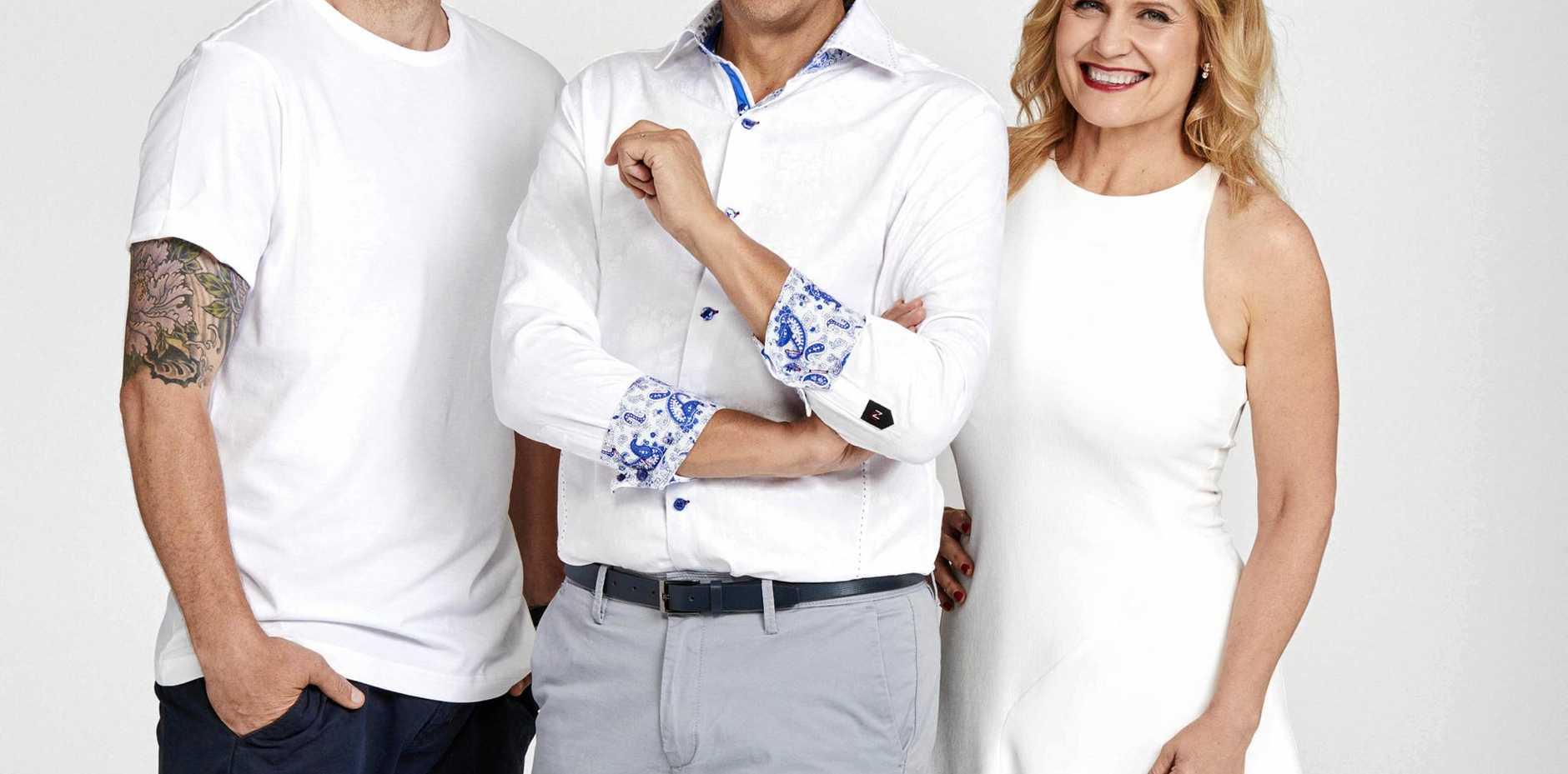 Charlie Albone, Andrew Winter and Shaynna Blaze return for season 10 of Selling Houses Australia.