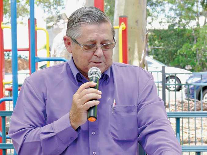 Ted Sorensen, Hervey Bay MP.