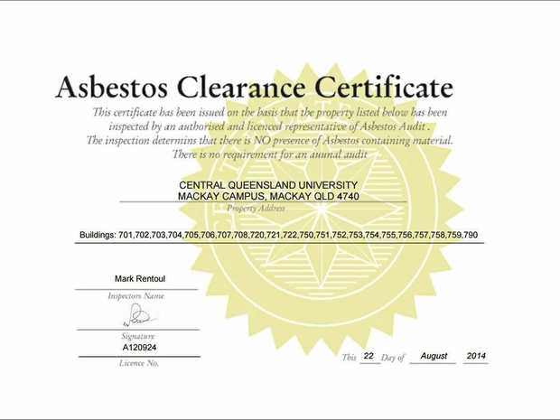 Health Risk Investigation Launched Into Asbestos Tester