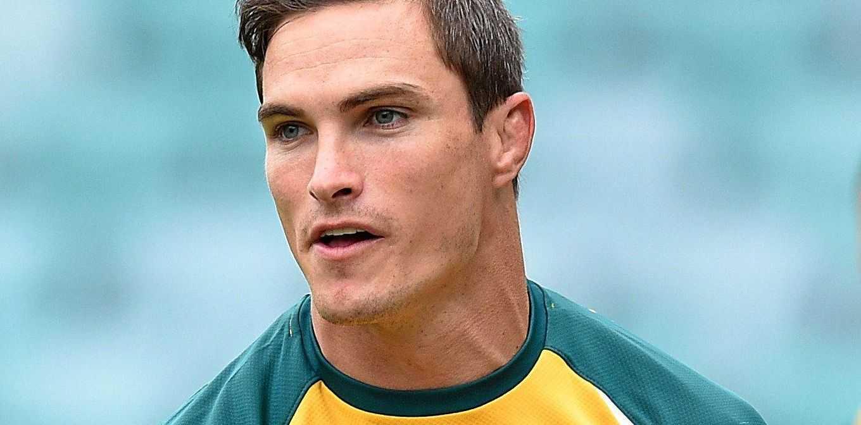 Australian rugby sevens player Ed Jenkins.
