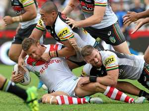 Widdop runs wild as Dragons stun Panthers
