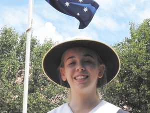 Student to honour soldiers with song in France