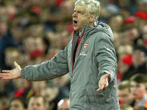 Pressure rising on Arsene Wenger after loss to Liverpool