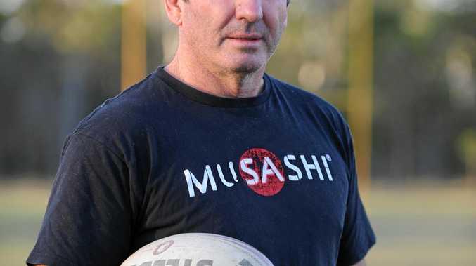 Force coach Mick O'Sullivan.