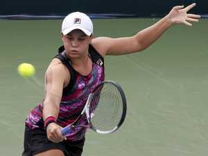 Ashleigh makes first singles final