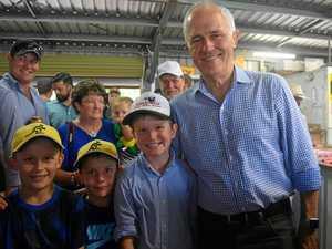 Prime Minister's visit surprises Bell Show crowd