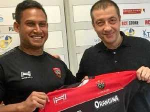 Barba gets five minutes in Toulon debut