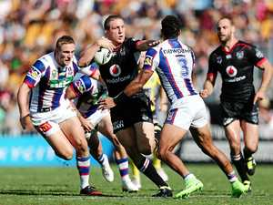 Hoffman try stretches Knights' losing streak