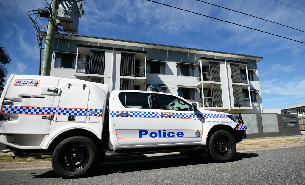 Two men have been charged following an alleged home invasion overnight.
