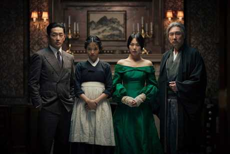 A scene from the movie The Handmaiden.