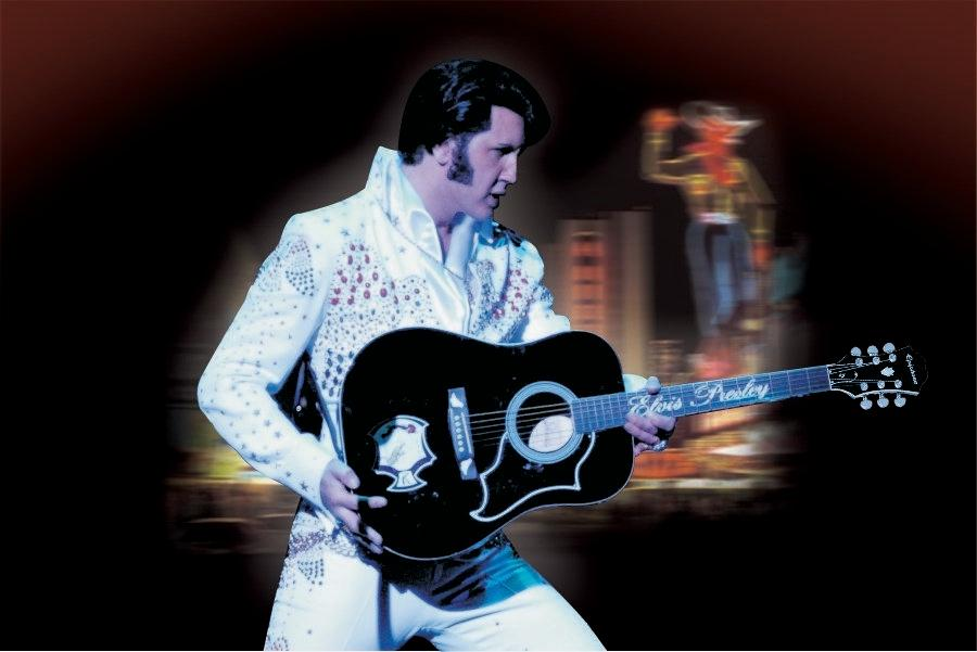 Elvis - One Night In Vegas comes to Jupiters, Gold Coast on Saturday, March 18.