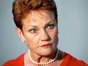 Pauline Hanson does have one problem with Trump