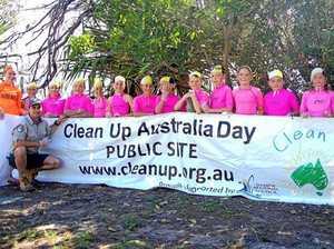 True blue Aussies clean up Australia