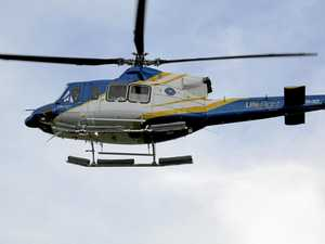 Boy airlifted to hospital after Tabletop Mountain fall