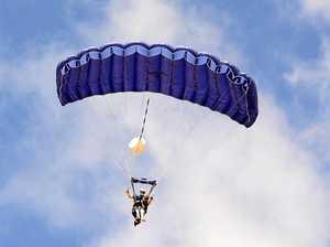 Adrian's skydive
