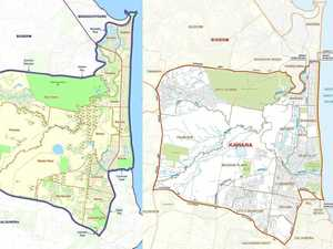 Kawana to be cut from Kawana electorate under new plan
