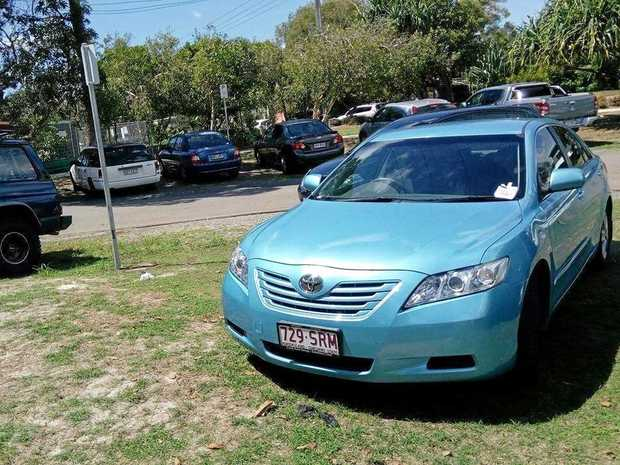 Volunteers were upset to find infringement notices on their cars after an organised Clean Up Australia Day event.