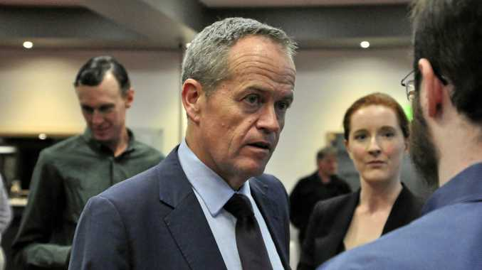 Bill Shorten will be in Mackay on Tuesday.