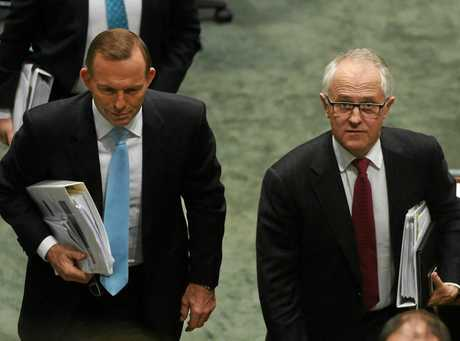 Prime Minister Malcolm Turnbull changed his position on changing the Racial Discrimination Act to push for changes to pass the Senate, something abandoned by his predecessor Tony Abbott.