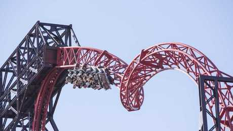"The Buzzsaw ride is one of the theme park's ""Big Nine"""